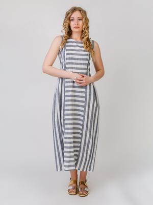 Сукня в смужку | 5379447