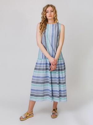 Сукня в смужку | 5379438