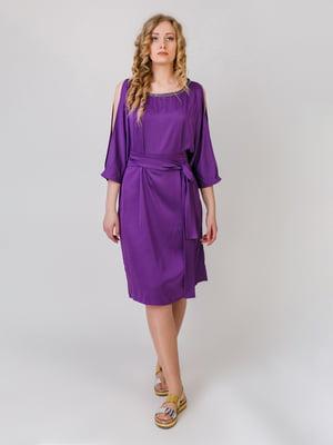 Сукня фіолетова | 5379493