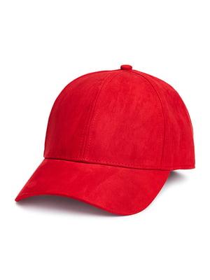 Кепка красная | 5380772