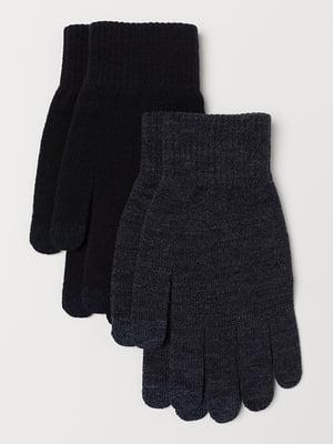 Перчатки тачскрин (2 пары) | 5380839