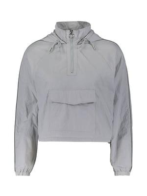 Анорак сірий | 5368302