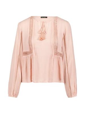 Блуза рожева | 5368303