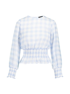 Блуза в клітинку | 5368305