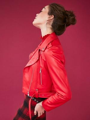 Куртка червона | 5368354