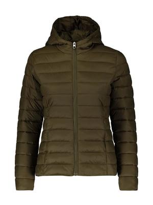 Куртка коричневая | 5368369