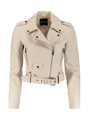 Куртка молочного кольору | 5368371