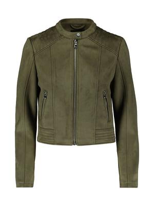 Куртка цвета хаки | 5368375