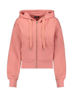 Толстовка розовая | 5368459