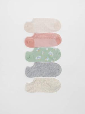 Набір шкарпеток (5 пар) | 5368465