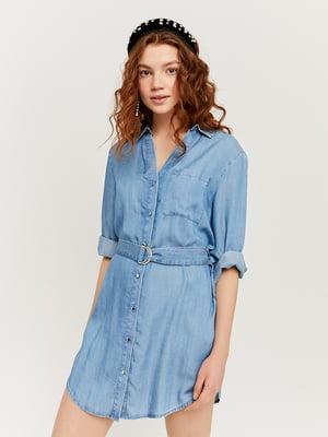 Сукня блакитна   5368224