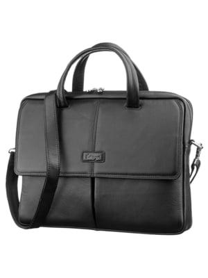 Портфель черный | 5382541