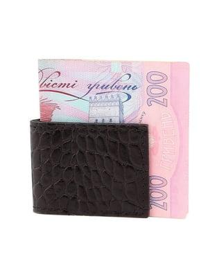 Зажим для денег черный | 5382898