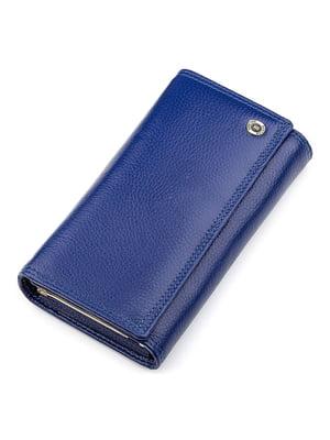 Кошелек синий | 5383126