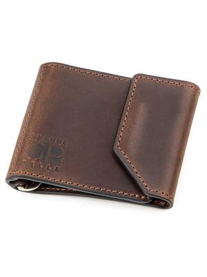 Зажим для денег коричневый | 5383277