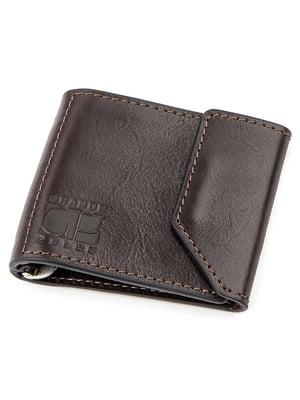 Зажим для денег коричневый | 5383279