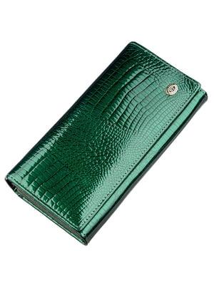 Кошелек зеленый | 5383381