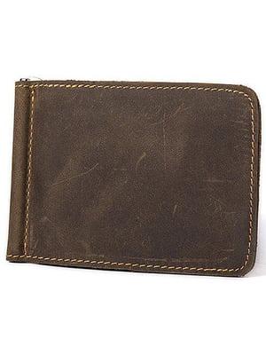 Зажим для денег коричневый | 5383452