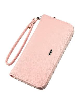 Кошелек розовый | 5383521