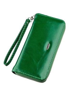 Кошелек зеленый | 5383539