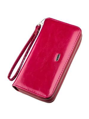 Кошелек розовый | 5383556