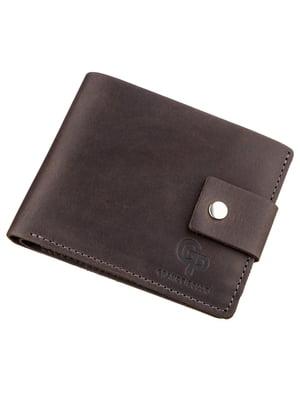 Кошелек коричневый - Grande Pelle - 5383615