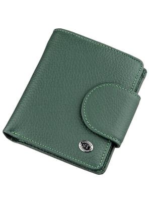 Кошелек зеленый - ST Leather - 5383623