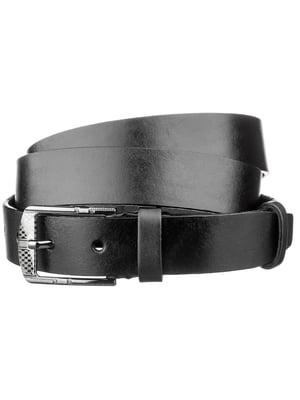 Ремень черный - SHVIGEL - 5383643