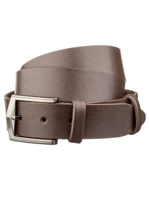 Ремень коричневый - SHVIGEL - 5383647