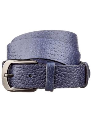 Ремень синий - SHVIGEL - 5383662