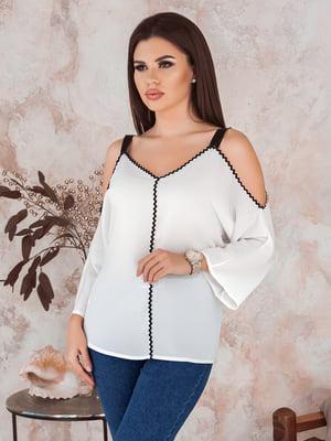 Блуза белая | 5383746