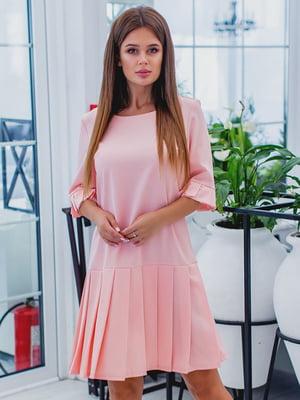 Сукня персикового кольору | 5383785