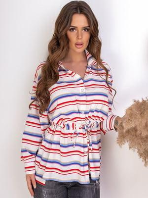 Блуза в полоску   5383810