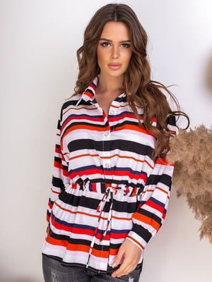 Блуза в полоску   5383811