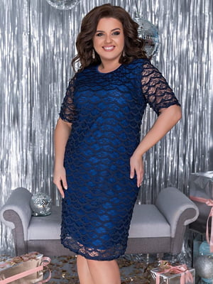 Сукня синя | 5383933