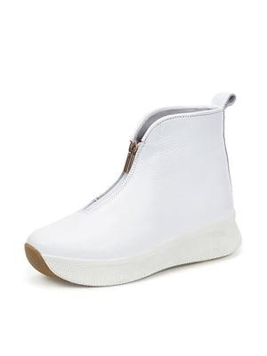 Ботинки белые | 5361598