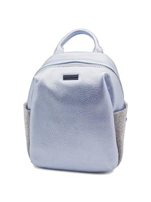 Рюкзак світло-бузковий | 5385017