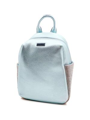 Рюкзак ментолового цвета | 5385018