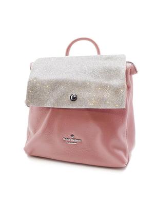 Рюкзак рожевий | 5385038