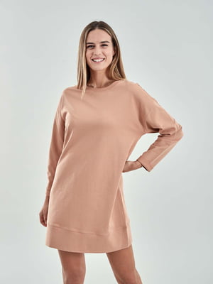 Сукня бежева | 5384520