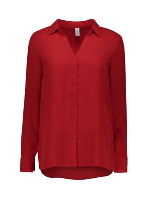 Рубашка красная | 5384618
