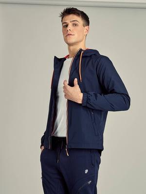Куртка синя | 5384684