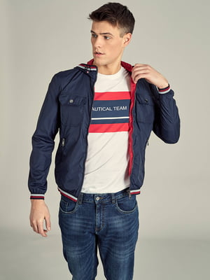 Куртка синя | 5384703
