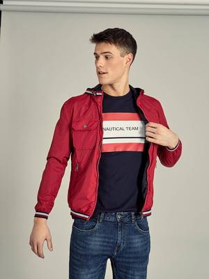 Куртка червона | 5384704