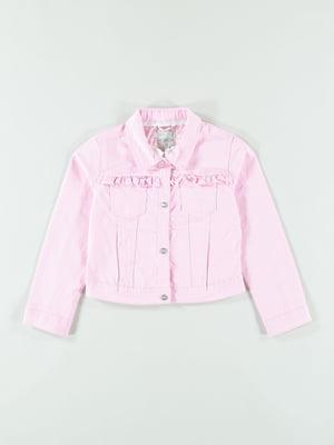 Куртка рожева | 5384705