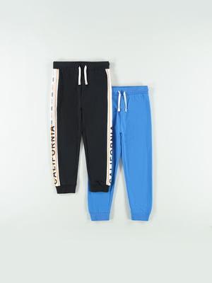 Набор спортивных брюк (2 шт) | 5384712