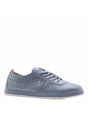 Туфли голубые | 5385228
