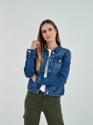 Куртка синяя | 5384526