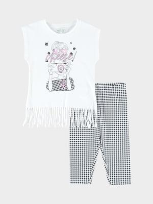 Комплект: футболка і штани | 5384749