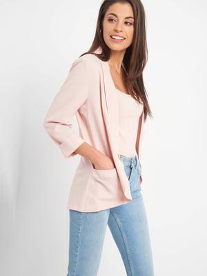 Жакет рожевий | 5384310